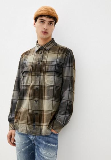 Рубашка Diesel за 6 906 ₽. в интернет-магазине Lamoda.ru