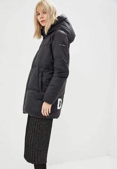 Пуховик DKNY купить за 26 990 руб DK001EWDKSR1 в интернет-магазине Lamoda.ru 3103d4720a2