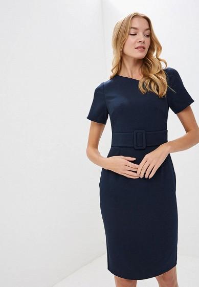 Платье, Dorothy Perkins, цвет: синий. Артикул: DO005EWCIIL3. Одежда / Платья и сарафаны