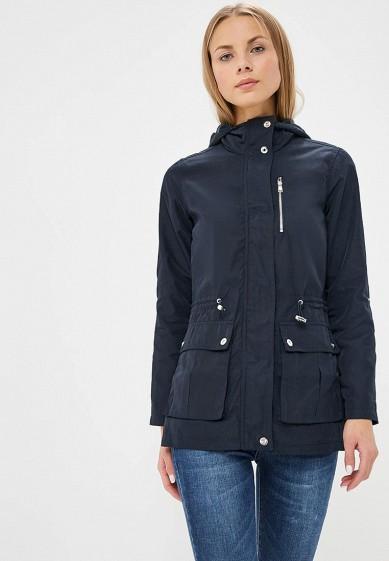 Куртка, Dorothy Perkins, цвет: синий. Артикул: DO005EWCMQK0. Одежда / Верхняя одежда