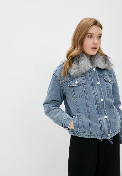 Куртка джинсовая Elsi за 4 963 ₽. в интернет-магазине Lamoda.ru