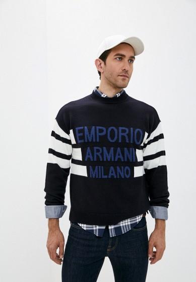 Джемпер Emporio Armani за 26 100 ₽. в интернет-магазине Lamoda.ru