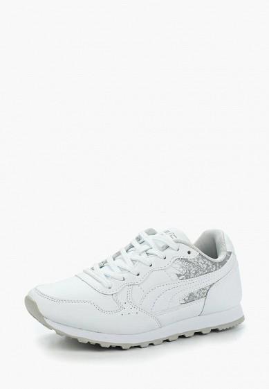 Кроссовки, Escan, цвет: белый. Артикул: ES021AWAJMJ4. Обувь / Кроссовки и кеды / Кроссовки