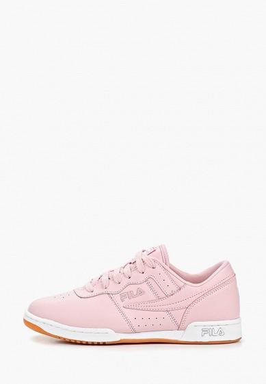 Кроссовки, Fila, цвет: розовый. Артикул: FI030AWEJFQ0. Обувь / Кроссовки и кеды / Кроссовки