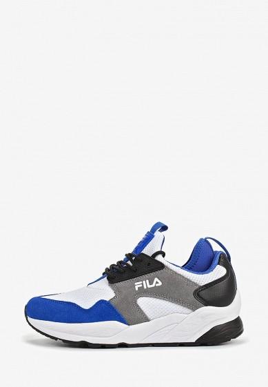 Кроссовки, Fila, цвет: мультиколор. Артикул: FI030AWEJFR5. Обувь / Кроссовки и кеды / Кроссовки