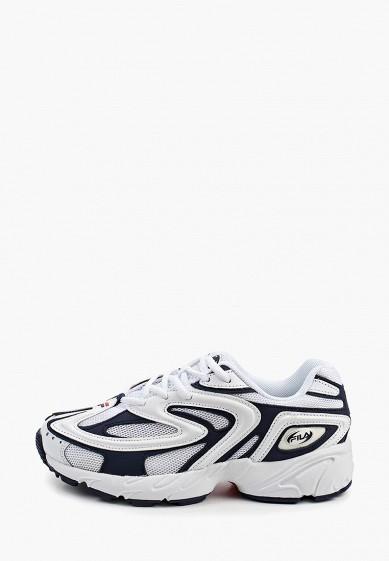 Кроссовки, Fila, цвет: белый. Артикул: FI030AWEJFR8. Обувь / Кроссовки и кеды / Кроссовки