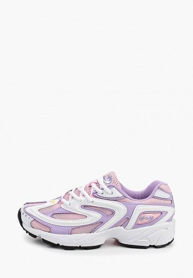 Кроссовки, Fila, цвет: розовый. Артикул: FI030AWEJFR9. Обувь / Кроссовки и кеды / Кроссовки