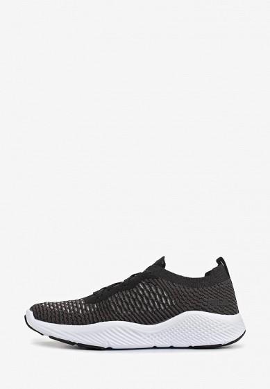 Кроссовки, Fila, цвет: черный. Артикул: FI030AWEJHI3. Обувь / Кроссовки и кеды / Кроссовки