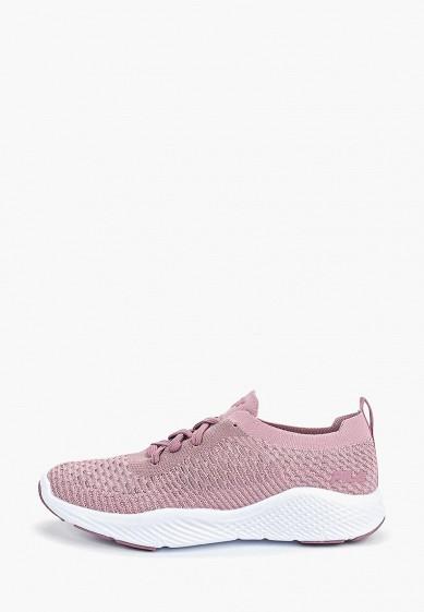 Кроссовки, Fila, цвет: розовый. Артикул: FI030AWEJHI5. Обувь / Кроссовки и кеды / Кроссовки