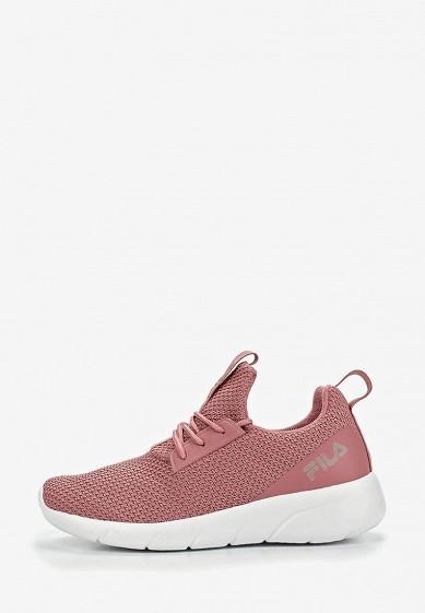 Кроссовки, Fila, цвет: розовый. Артикул: FI030AWEJHJ0. Обувь / Кроссовки и кеды / Кроссовки