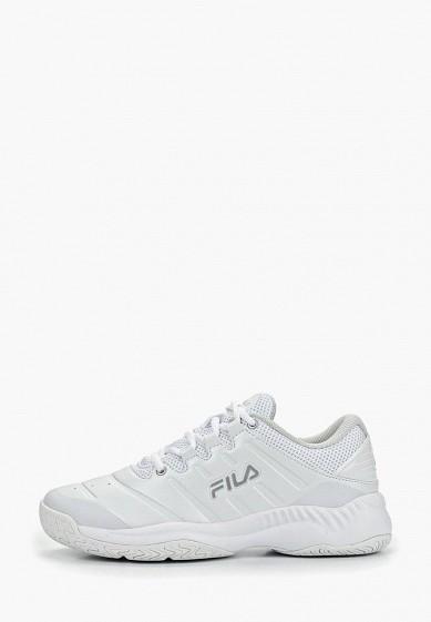 Кроссовки, Fila, цвет: белый. Артикул: FI030AWEJHJ2. Обувь / Кроссовки и кеды / Кроссовки