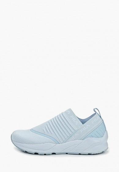 Кроссовки, Fila, цвет: голубой. Артикул: FI030AWEJHJ4. Обувь / Кроссовки и кеды / Кроссовки