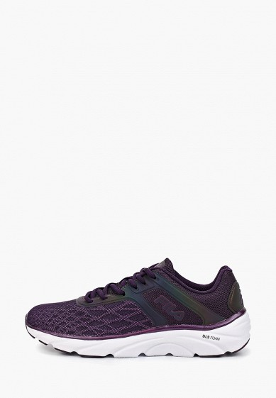 Кроссовки, Fila, цвет: фиолетовый. Артикул: FI030AWGFBK3. Обувь / Кроссовки и кеды / Кроссовки