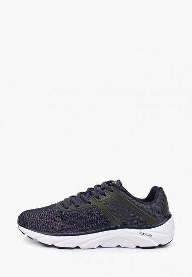 Кроссовки, Fila, цвет: синий. Артикул: FI030AWGFBK4. Обувь / Кроссовки и кеды / Кроссовки