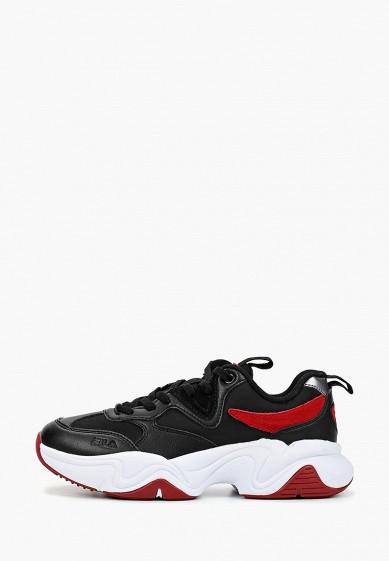 Кроссовки, Fila, цвет: черный. Артикул: FI030AWGFBK6. Обувь / Кроссовки и кеды / Кроссовки