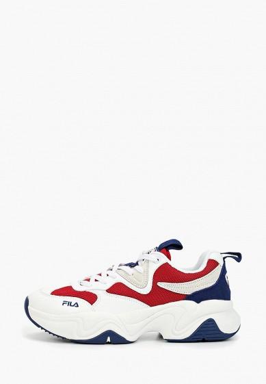 Кроссовки, Fila, цвет: мультиколор. Артикул: FI030AWGFBK8. Обувь / Кроссовки и кеды / Кроссовки