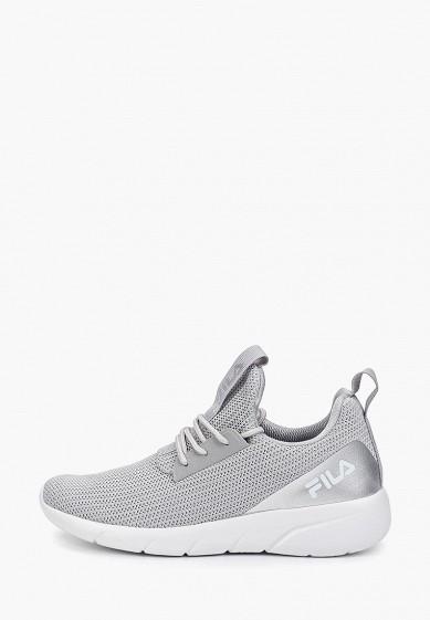 Кроссовки, Fila, цвет: серый. Артикул: FI030AWGFBL8. Обувь / Кроссовки и кеды / Кроссовки