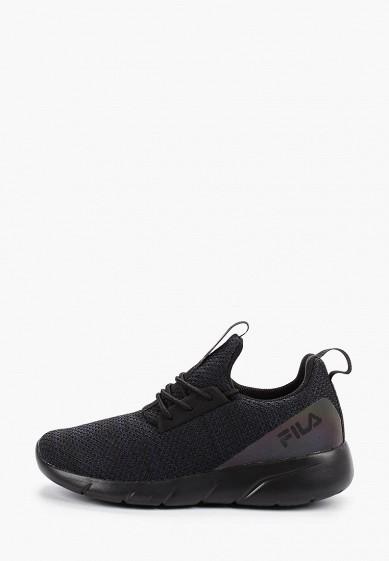 Кроссовки, Fila, цвет: черный. Артикул: FI030AWGFBL9. Обувь / Кроссовки и кеды / Кроссовки