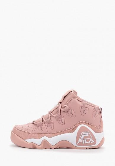 Кроссовки, Fila, цвет: розовый. Артикул: FI030AWGGCI0. Обувь / Кроссовки и кеды / Кроссовки