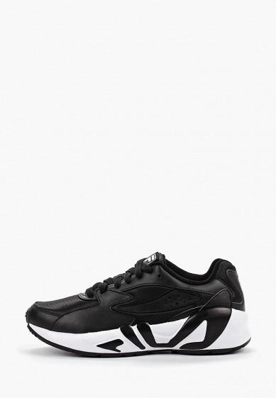 Кроссовки, Fila, цвет: черный. Артикул: FI030AWGGCI6. Обувь / Кроссовки и кеды / Кроссовки
