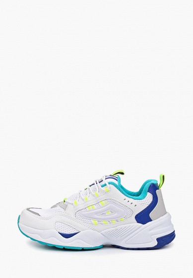 Кроссовки, Fila, цвет: белый. Артикул: FI030AWGGCJ0. Обувь / Кроссовки и кеды / Кроссовки