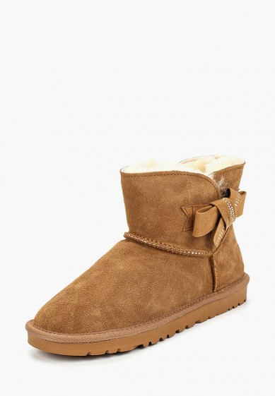 Полусапоги, Fri & Daytime, цвет: коричневый. Артикул: FR030AWDCHI3. Обувь / Сапоги