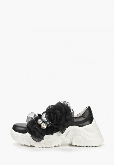 Кроссовки, Grand Style, цвет: черный. Артикул: GR025AWEOSX3. Обувь / Кроссовки и кеды / Кроссовки