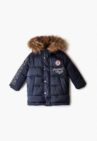 Куртка утепленная Gulliver за 12 999 ₽. в интернет-магазине Lamoda.ru