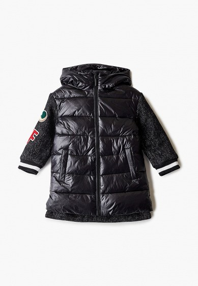Куртка утепленная Gulliver за 8 599 ₽. в интернет-магазине Lamoda.ru