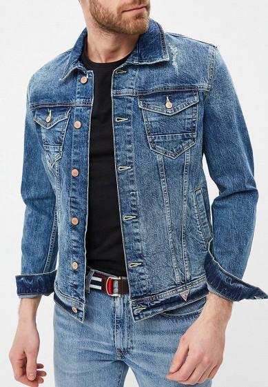 12bc65d8d86343 Куртка джинсовая Guess Jeans купить за 3 517 грн GU644EMEAML3 в ...