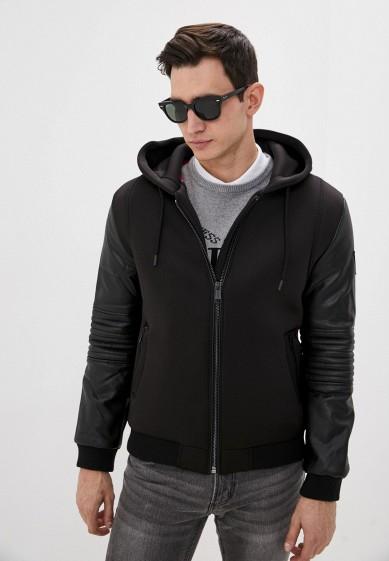 Куртка утепленная Guess Jeans за 16 690 ₽. в интернет-магазине Lamoda.ru