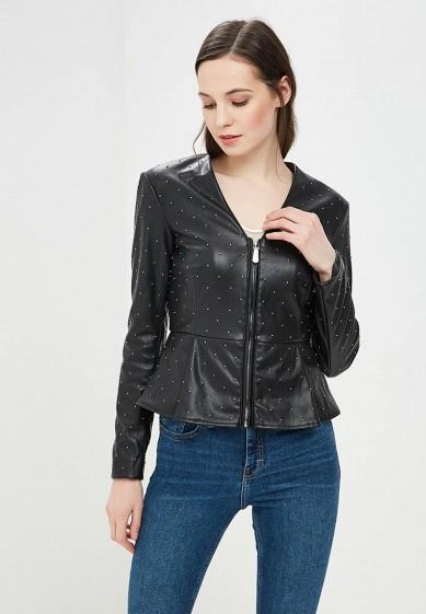 46f5d273e7f2a0 Куртка кожаная Guess Jeans купить за 65 800 тг GU644EWEARZ6 в ...