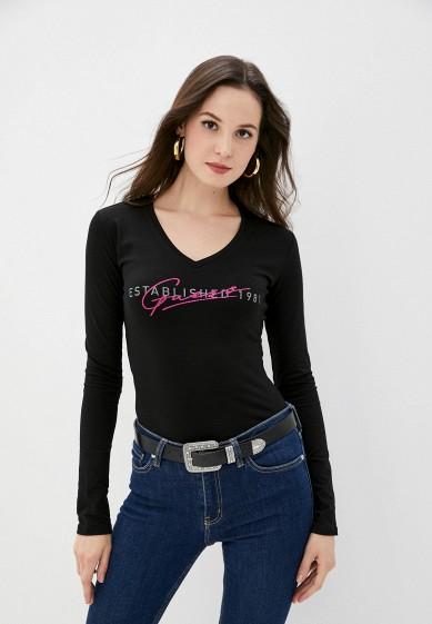 Лонгслив Guess Jeans за 3 231 ₽. в интернет-магазине Lamoda.ru