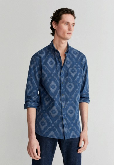 Рубашка Mango Man - SPEED за 1 999 ₽. в интернет-магазине Lamoda.ru