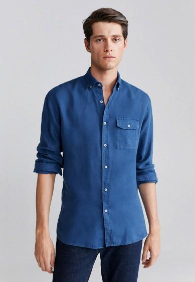 Рубашка Mango Man - CALCUTA за 3 299 ₽. в интернет-магазине Lamoda.ru