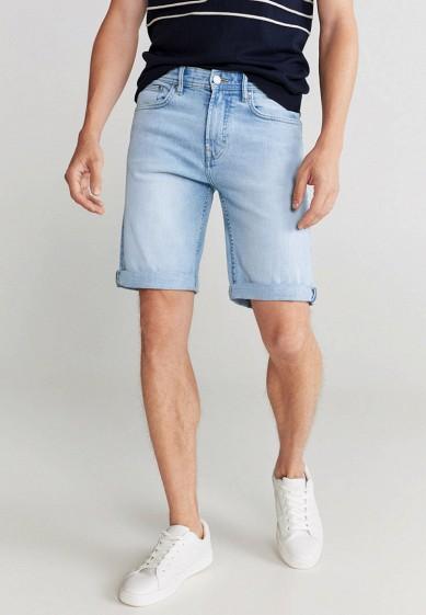 Шорты джинсовые Mango Man - ROCK за 1 999 ₽. в интернет-магазине Lamoda.ru