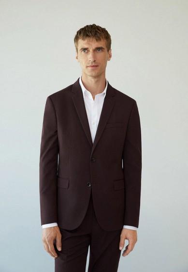 Пиджак Mango Man - PAULO за 9 999 ₽. в интернет-магазине Lamoda.ru