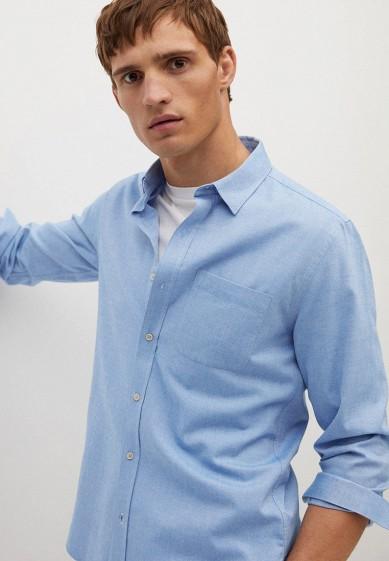 Рубашка Mango Man - TWILL за 3 599 ₽. в интернет-магазине Lamoda.ru