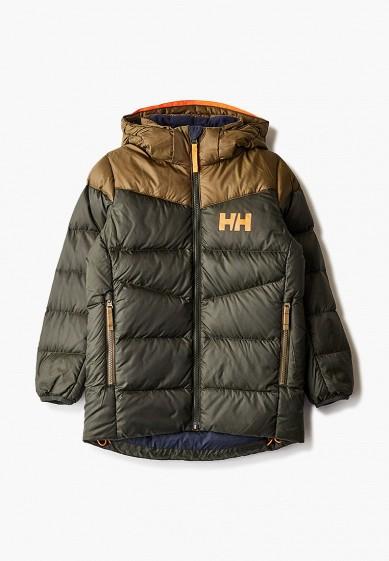 Пуховик Helly Hansen JR ISFJORD DOWN MIX JACKET за 13 990 ₽. в интернет-магазине Lamoda.ru