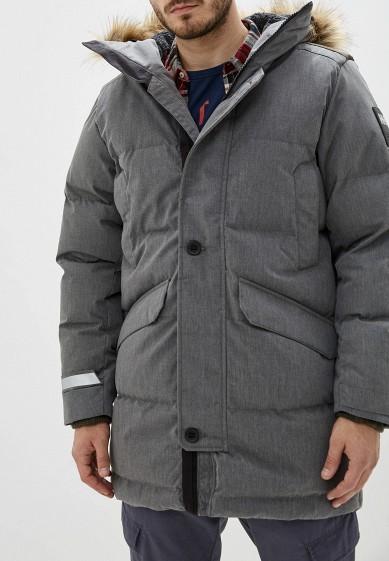 Куртка утепленная Helly Hansen BARENTS PARKA за 24 990 ₽. в интернет-магазине Lamoda.ru
