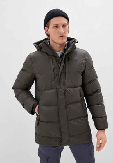 Куртка утепленная Helly Hansen ACTIVE PUFFY LONG JACKET за 19 990 ₽. в интернет-магазине Lamoda.ru