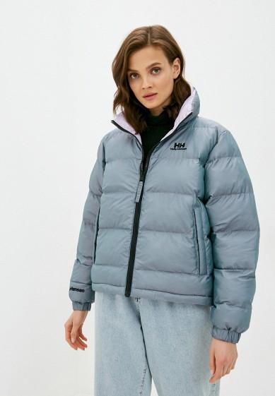 Куртка утепленная Helly Hansen W YU REVERSIBLE PUFFER JACKET за 14 990 ₽. в интернет-магазине Lamoda.ru