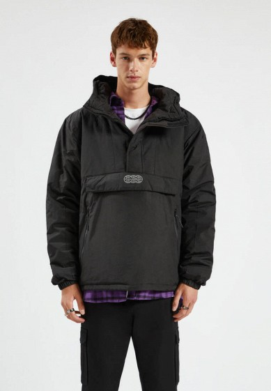 Куртка утепленная Pull&Bear за 2 999 ₽. в интернет-магазине Lamoda.ru