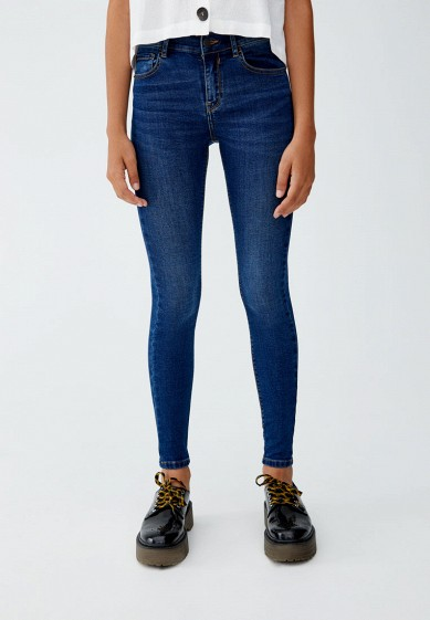 Джинсы Pull&Bear SUPERSKINNY