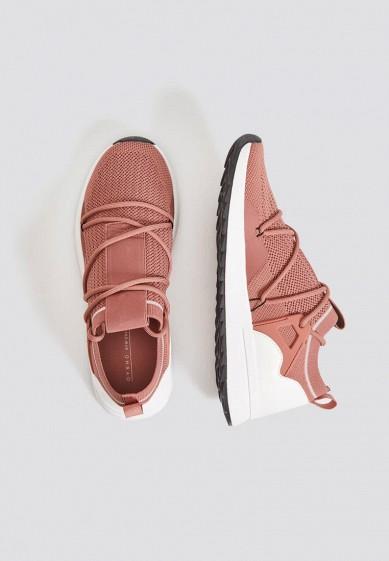 Кроссовки, Oysho_Sport, цвет: розовый. Артикул: IX001XW003JV. Обувь / Кроссовки и кеды / Кроссовки