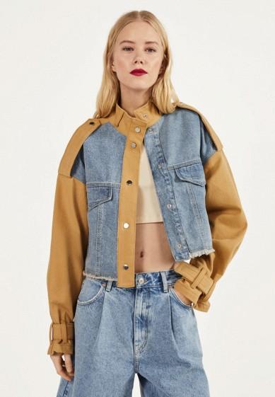 Bershka Куртка джинсовая