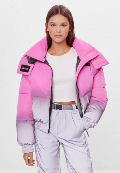 Куртка утепленная Bershka за 4 999 ₽. в интернет-магазине Lamoda.ru