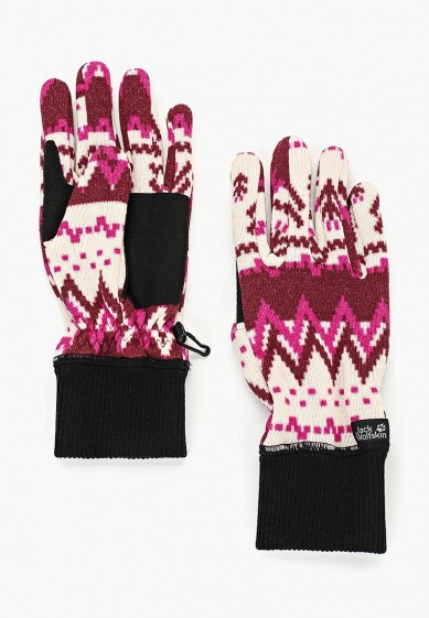 Перчатки Jack Wolfskin SCANDIC GLOVE WOMEN