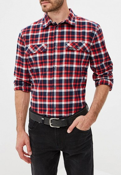 Рубашка Jack Wolfskin BOW VALLEY SHIRT