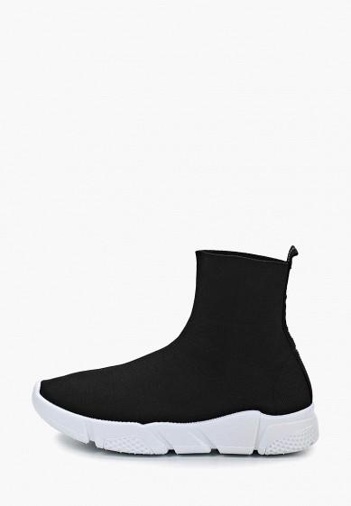 Кроссовки, Janessa, цвет: черный. Артикул: JA026AWEQWV3. Обувь / Кроссовки и кеды / Кроссовки